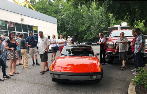 812b07050a55c7 Hudson Valley Region - Porsche Club of America